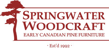 Springwater Woodcraft - Early Canadian Pine Furniture